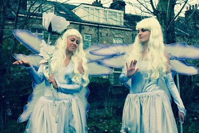 Booking agent for pastiche ice fairies