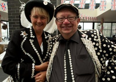 British: Pearly Kings & Queens – Cockney Band | UK