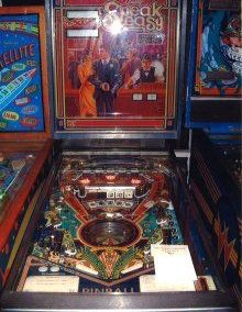Pinball Machines – Competitives Game | UK