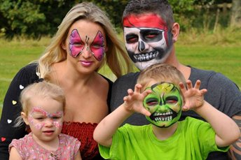 Ronnie – Face Painter | UK