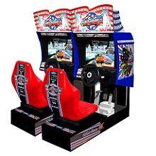 Sega Race TV – Arcade Game | UK