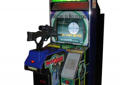 Silent Scope – Arcade Game   UK