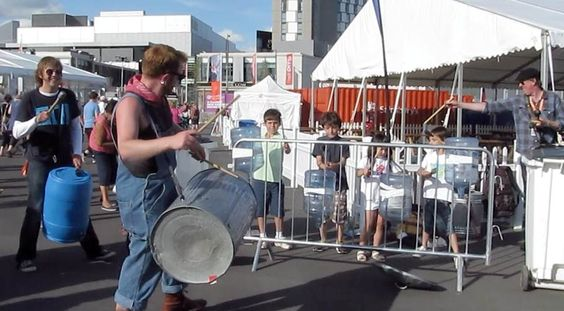 Booking agent for strictly come drumming