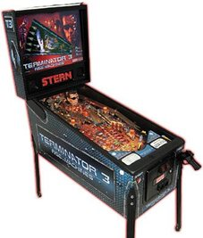 Terminator 3 Pinball – Pinball Machine | UK