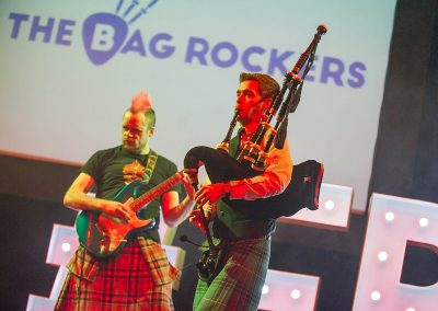 The Bagpipe Rockers – Party Band | UK