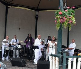 Caribbean: The Caribbean Party Band | UK