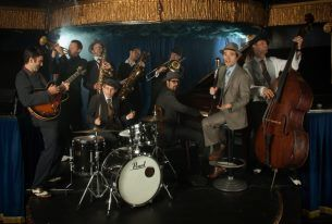 The DC Radio Big Band – Jazz & Swing    UK
