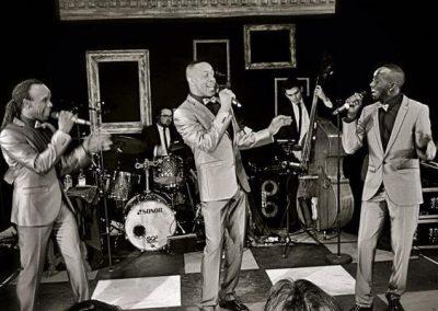 The Fly Guys – Motown Trio | UK