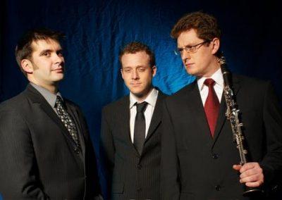 The Hemstock Trio – Jazz Band   UK