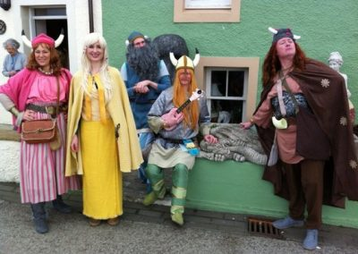 The Vikings – Comedy Street Theatre Act | UK