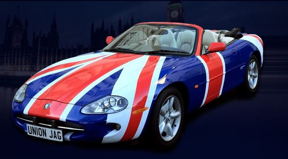 Booking agent for union jack jaguar