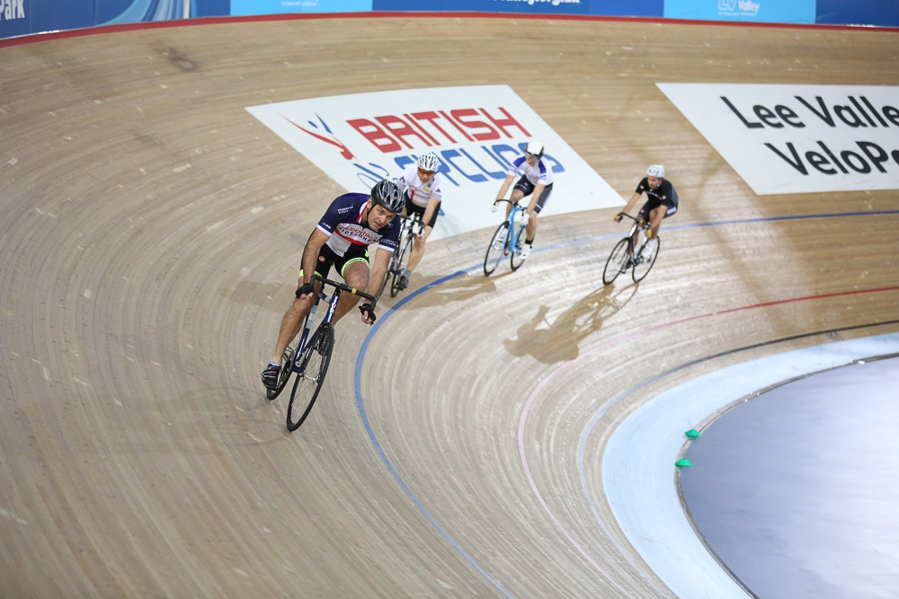 booking agent for Indoor Track Cycling