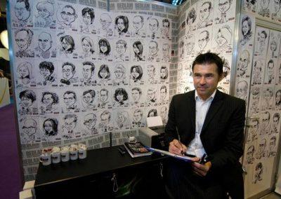 Matt – Caricaturist and Digital Caricaturist | UK
