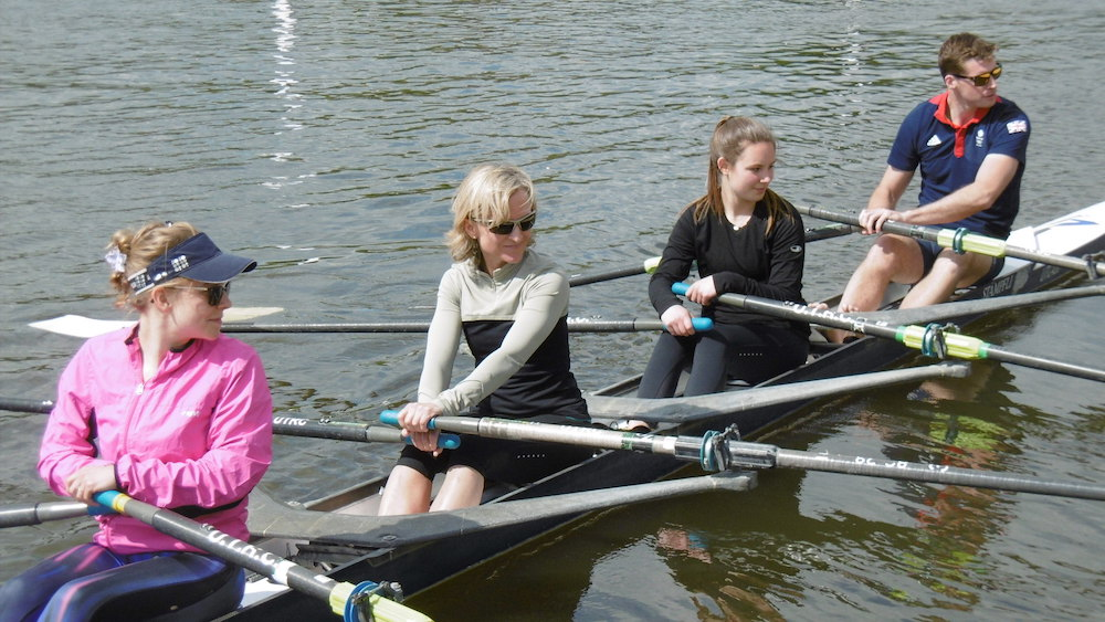 booking agent for Rowing Coaching Day Sports Experience