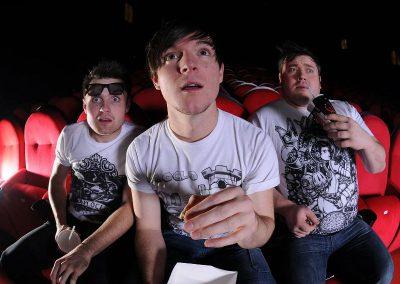 Triple Threat – Walkabout Musicians   UK