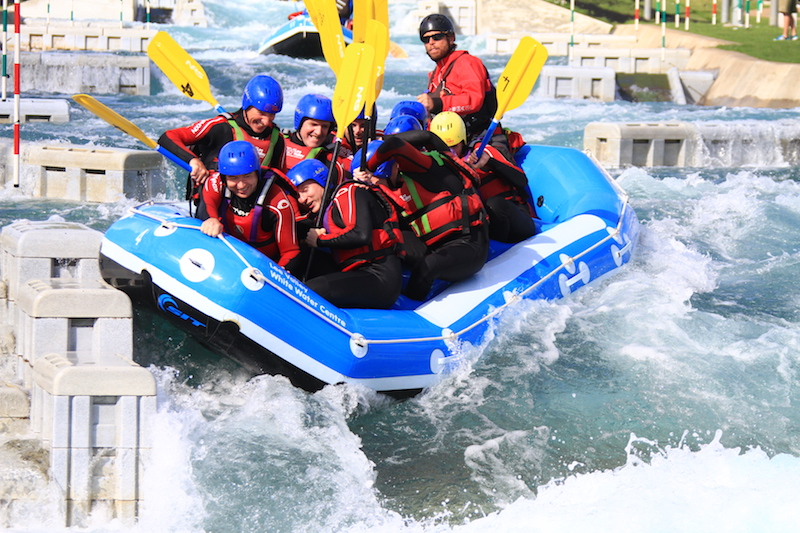 booking agent for White Water Rafting - Sport Experience