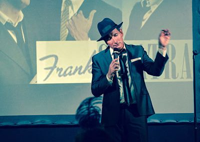 Seriously Sinatra – Frank Sinatra Tribute Act & Impersonator | UK