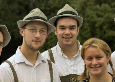 Bavarian Band: German Oompah Band – Int.