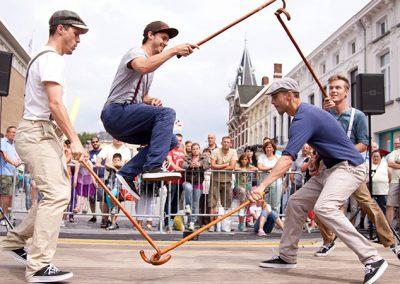 Rope Skipping Show, Belgium: The Jump Rope Crew
