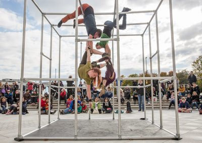 Trapped – Contemporary Dance Production | UK