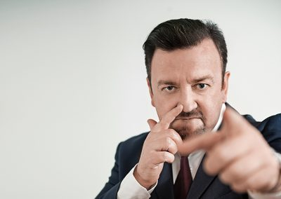 David Brent & Ricky Gervais – Lookalike & Impersonator