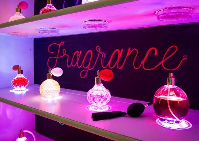 Edible Fragrance Factory – Perfume Cabinet | UK