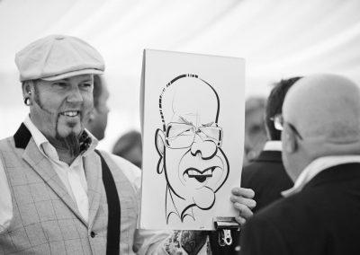 George – Caricaturist | UK