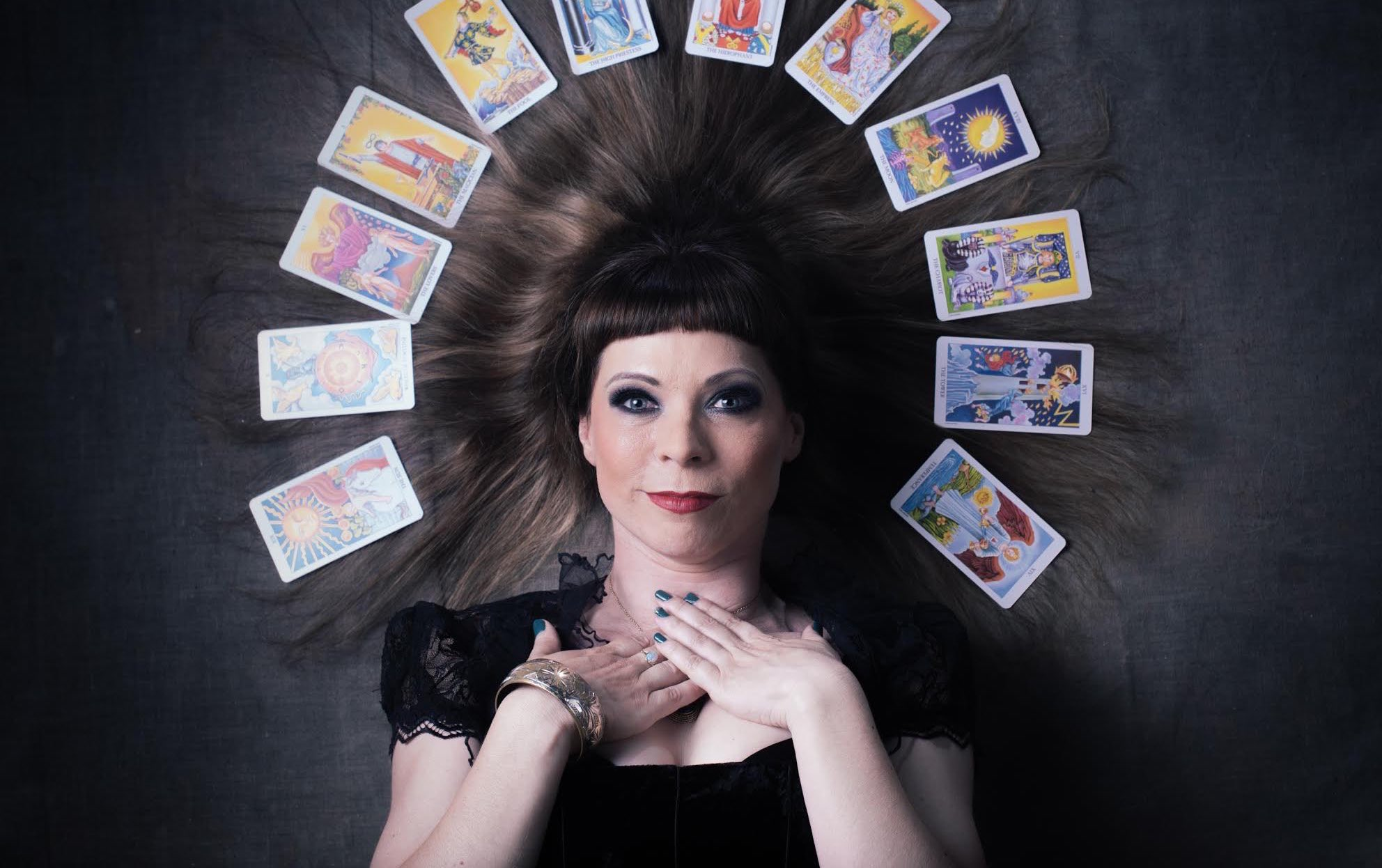 booking agent for sylvia tarot reader