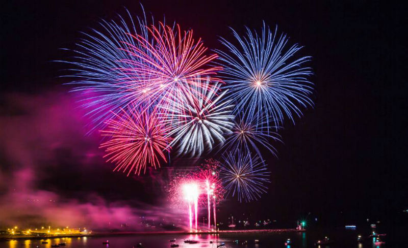 Booking Agent for Fireworks - Special Effects