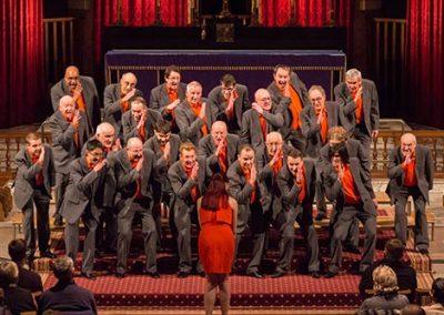 Capital City Singers – Barbershop Chorus | UK