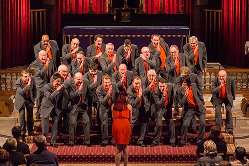booking agent for capital city singers barbershop chorus