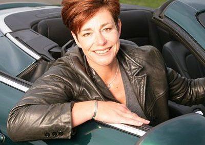 Penny Mallory – Keynote Speaker & Event Host – Motorsport | UK