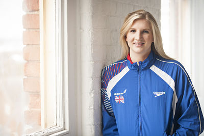 Booking agent for rebecca adlington