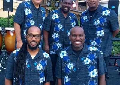 The Caribbean Crew – Steel Drum Band | USA