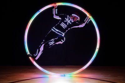 Photon Cyr Wheel – Glow Cyr Wheel | UK