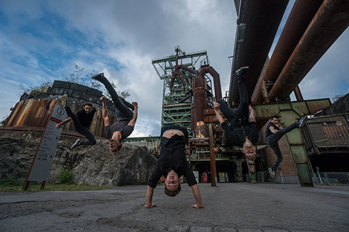 Hyperhook – Martial Arts Show   Germany, International