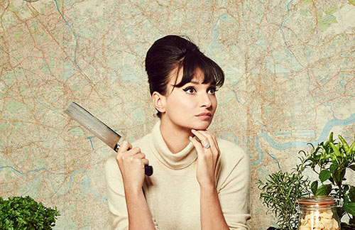 booking agent for gizzi erskine dj