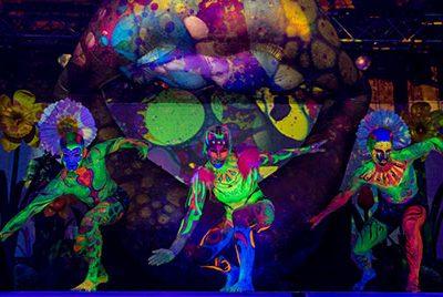 Go Beyond Glow – Contemporary UV Dance | UK