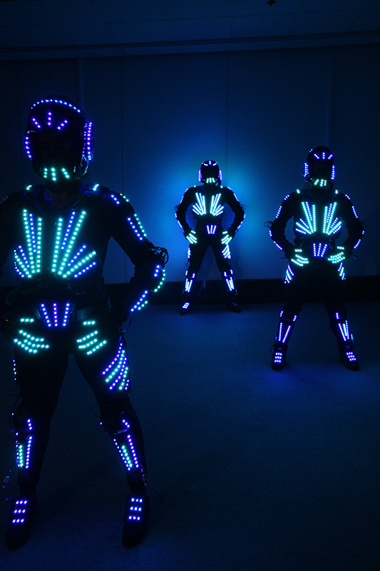 Booking Agent For Led Energy Dance Led Dancers