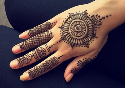 Rekha – Henna Artist | UK