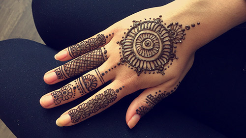 booking agent for rekha henna artist