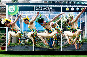 booking agent beyond experiential dancers