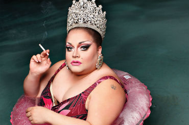 Booking agent for ginger minj