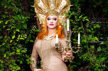Booking agent for jinkx monsoon