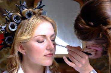 hire beauty call make-up artist