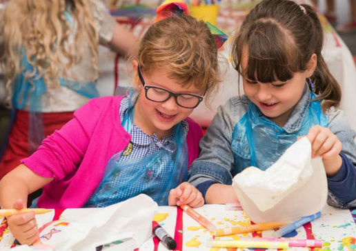 hire children's craft workshops