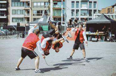 Freestylemasters – Urban Street Show