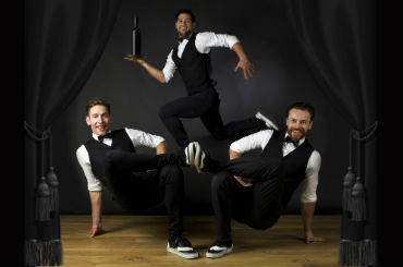 Hire / Book surprise waiters dancing waiters
