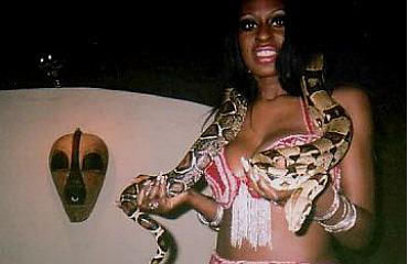snake performer solaris