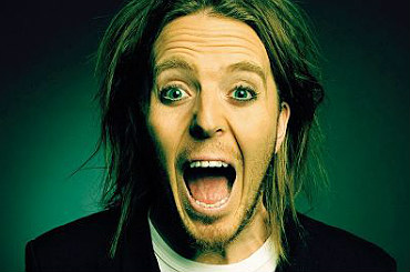 booking agent tim minchin